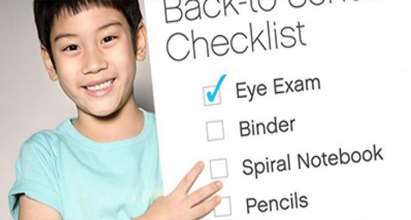 checklist adult pediatric eyecare local eye doctor near you