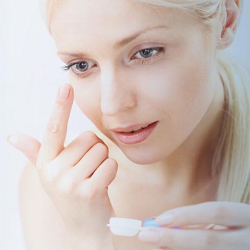 mcray denton contact lenses