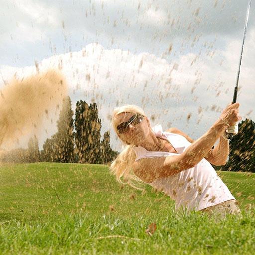 mcray denton golfing